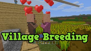 Minecraft Xbox 360 / PS3 - TU31 NPC Villager Breeding Tutorial