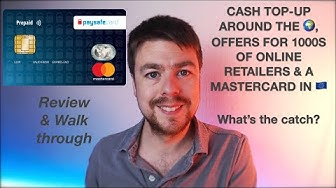 paysafecard - perfect for Analogue Nomads? 🌍 cash in, spend online, & 🇪🇺 Debit Card. User Review