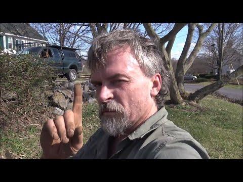 Metal Detecting The In-Laws Yard