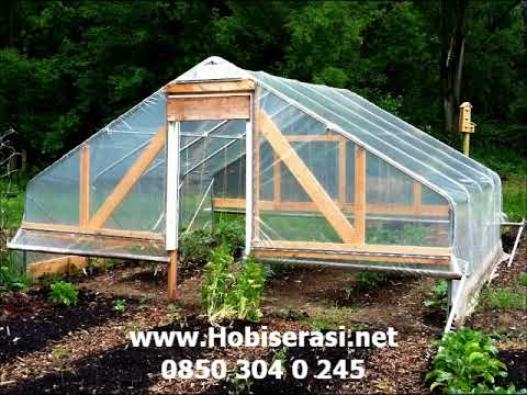 Hoop House Greenhouse Plans