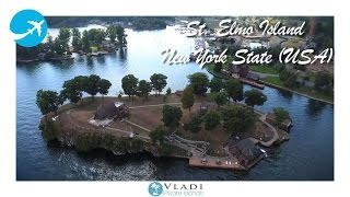 St. Elmo Island/ New York State (USA)