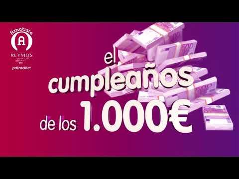 ¡Dolores de Santiago se ha llevado 1.000 euros!