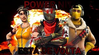 POWERNITE ESTÁ DE VOLTA