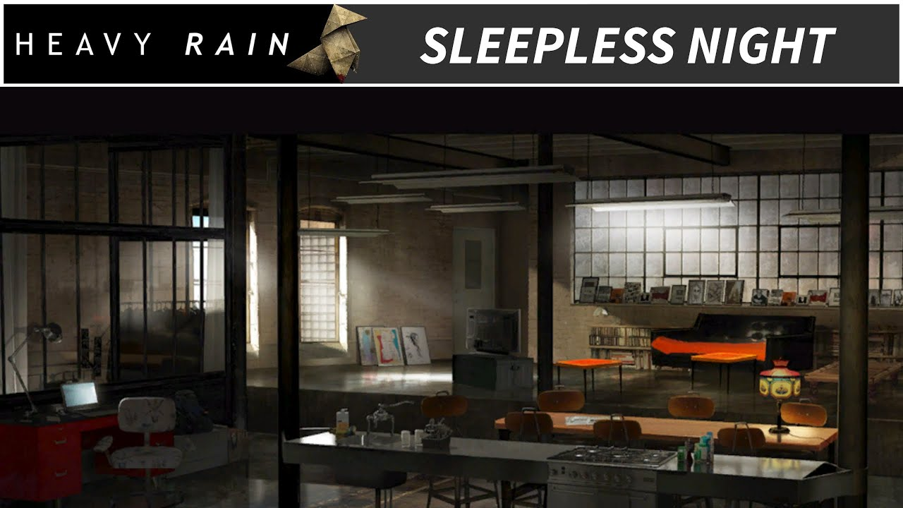 Heavy Rain - Sleepless Night - YouTube