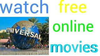 Watch free online movies. Don't pay watch  free movies.