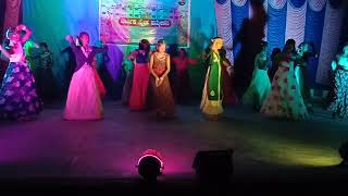 Halagali ABVR School annual day function
