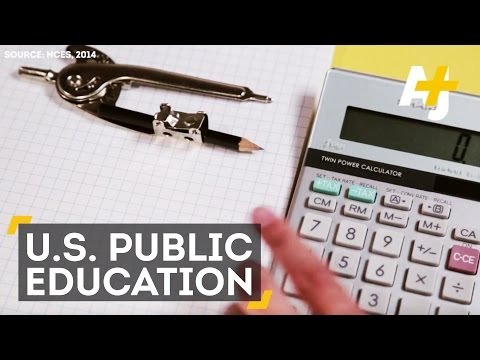 U.S. Public Education System In 90 Seconds
