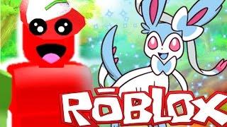 Roblox Adventures / Pokemon Brick Bronze / SHINY SYLVEON!!!