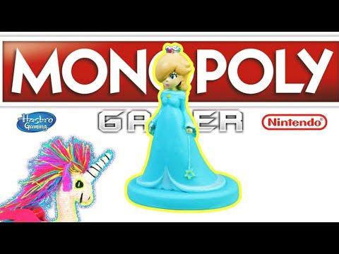 Monopoly Gamer Nintendo Power Pack | Rosalina | jSALEj #3