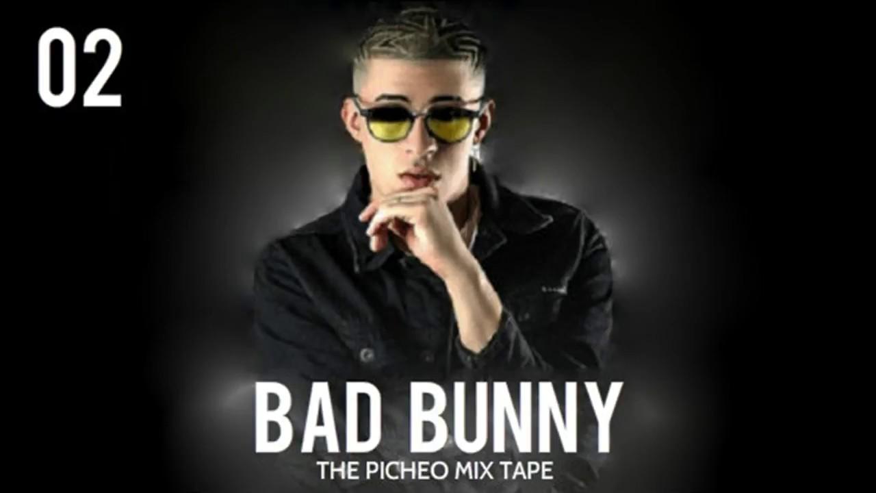 Bad Bunny Explícame Baby + Letra NUEVO TEMA 2017