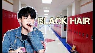 Video [Jimin BTS FF] BLACK HAIR | EPISODE 1 download MP3, 3GP, MP4, WEBM, AVI, FLV November 2017