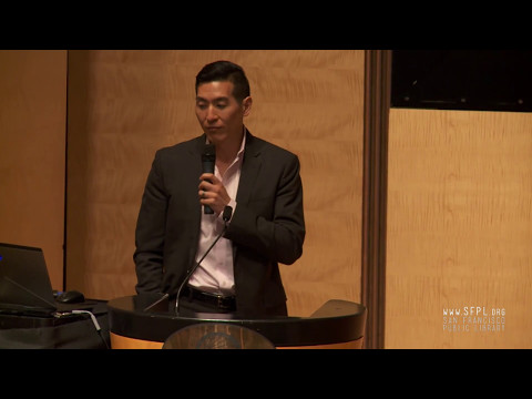 """Tim Chang of Mayfield Fund """"Artificial Intelligence Trends"""" at the San Francisco Public Library"""