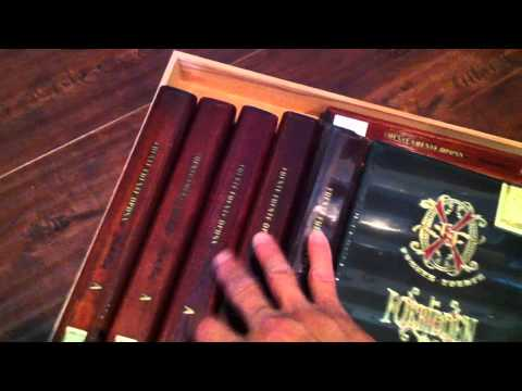 MY FUENTE OPUS X CIGAR COLLECTION UPDATED 5/5/2011
