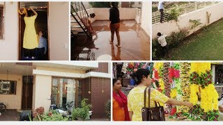 Cleaning,Shopping & Decoration Of Diwali