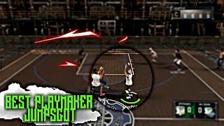 HOW TO TURN YOUR PLAYMAKER INTO A SHARP! USEFUL SHOOTING TIPS YOU MUST KNOW! BEST JUMPERS! NBA 2K17