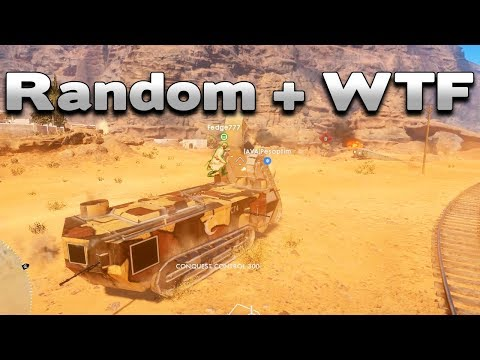 Battlefield 1 Random + WTF 14