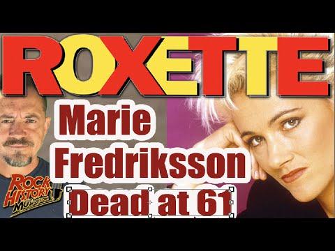 Roxette Lead Singer