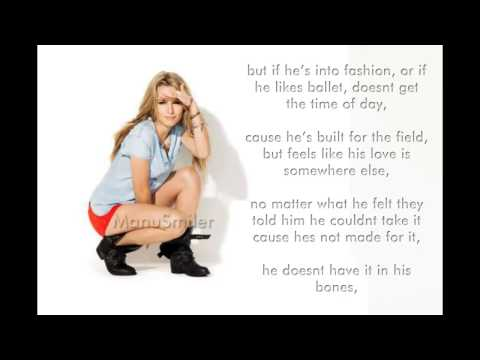 Bridgit Mendler - Postcard (Lyrics)