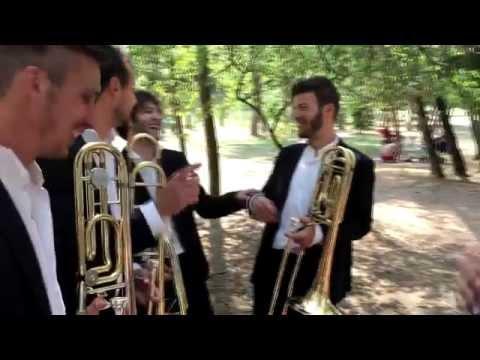 Trombone quartet - Mascoulisse quartet - Bossa brevis