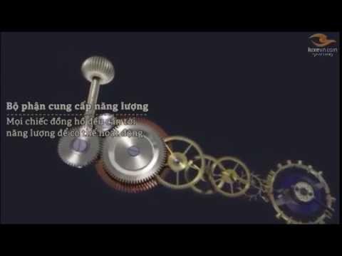 Đồng hồ cơ khí hoạt động như thế nào