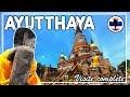 #AYUTTHAYA ⎢ #Thaïlande - #Visite guidée à travers les ruines de ses temples