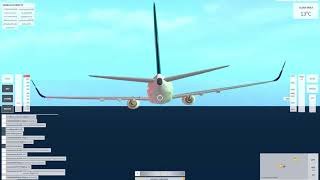 Roblox VFS Bad landings and good take offs.