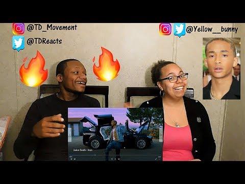 OMG | We've been sleeping on him! | Jaden Smith - Icon REACTION!