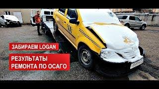 видео КАСКО на Рено Логан (RENAULT Logan)