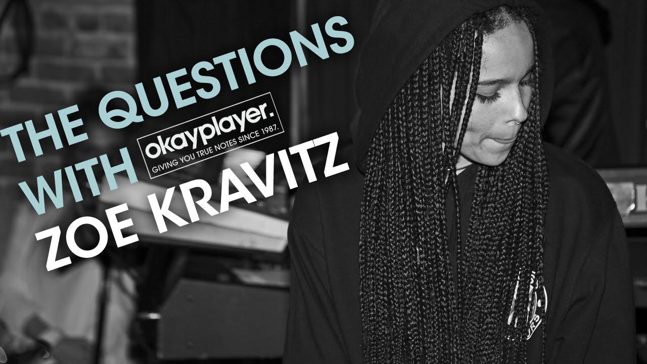 Zoe Kravitz Talks Lolawolf, Lenny Kravitz + More