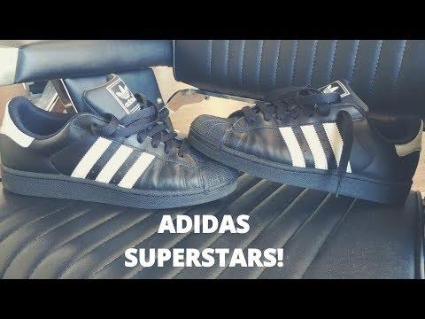 Sneaker Cleaning: Adidas Superstar