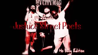 MyCityMag Presents Justice Street Poets Ho Bang Edition