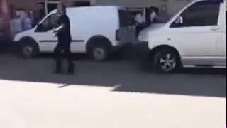 Tunceli 'de polise linç girişimi
