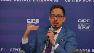Richard Heydarian Talk on Chinese BRI Investments, Washington DC
