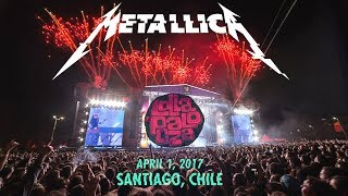 Metallica Kirk S Guitar Solo Live At Lollapalooza Chile 2017 Audio Upgrade