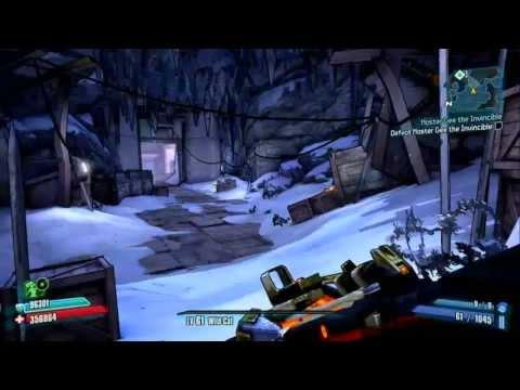 Borderlands 2 - Maya SMG Cat Mod Build Gameplay - The Fridge