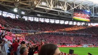 Гимн ФК Спартак Москва live Кипелов