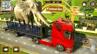 Wild Animal Transporter Truck Simulator Games 2018 - Best Android GamePlay