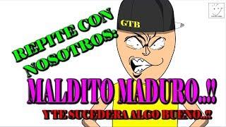 LA GENTE DICE: MALDITO MADURO...!!!