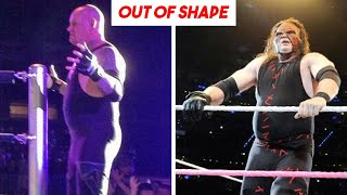10 WWE Wrestlers Who Were Embarrassingly Out Of Shape