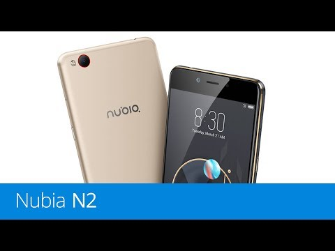 Nubia N2 (recenze)