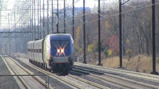 Post-Thanksgiving Action on the Northeast Corridor 11/29/15