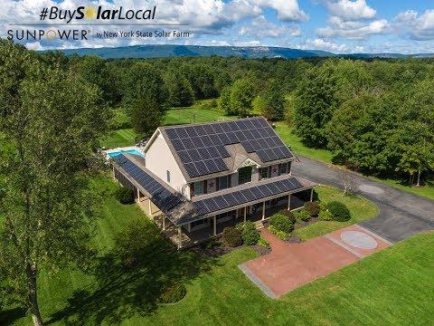 SunPower X-22 360 AC Solar Panel | Hudson Valley's Master Solar Installer
