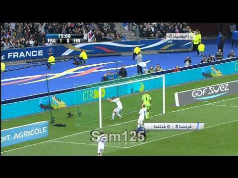 France 3 - 0 Finlande (All Goals) (Franck Ribéry, Joona Toivio (c.s.c.), Karim Benzema)