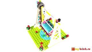 конструктор Bela Amusement Park Bumper Cars 10560 обзор