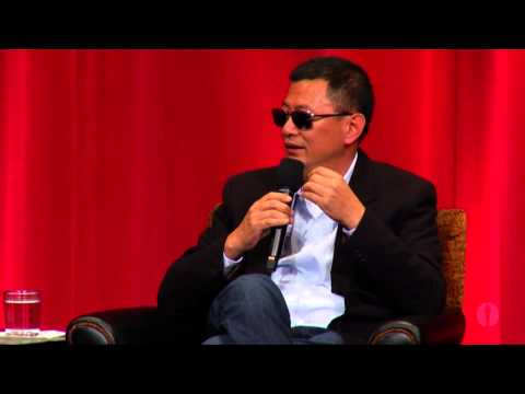 A Talk with Wong Kar Wai and Matthew Weiner