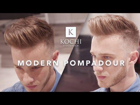 Men´s Hairstyles 2017   Modern Pompadour By Kochi