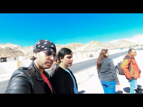 Leh City Tour | Hall Of Fame | Thiksey Monastery In Ladakh