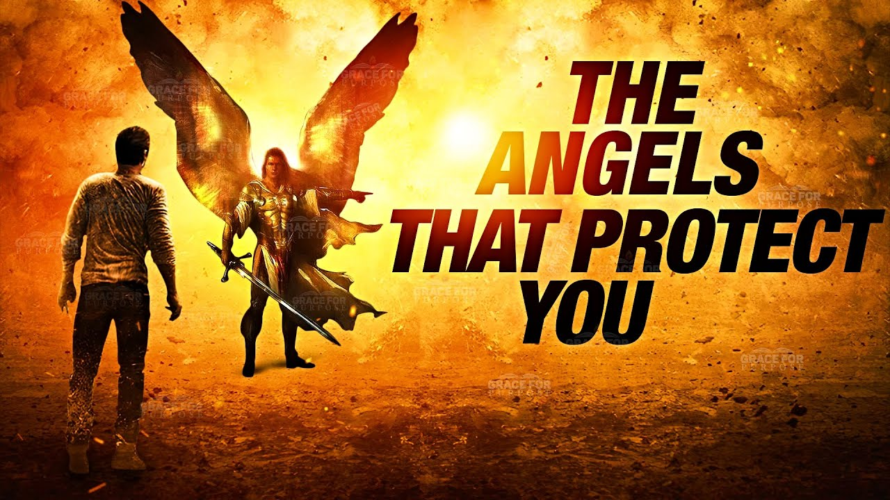 God And His Army Of Angels Will Defend And Protect You! ᴴᴰ