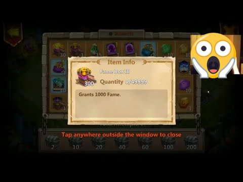 Easiest 300 000 Fame Ever | Castle Clash
