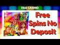 Ego Casino No Deposit Free Spins — All You Need To Know